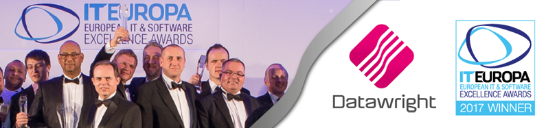Datawright wins Software Innovation Solution of the Year Award