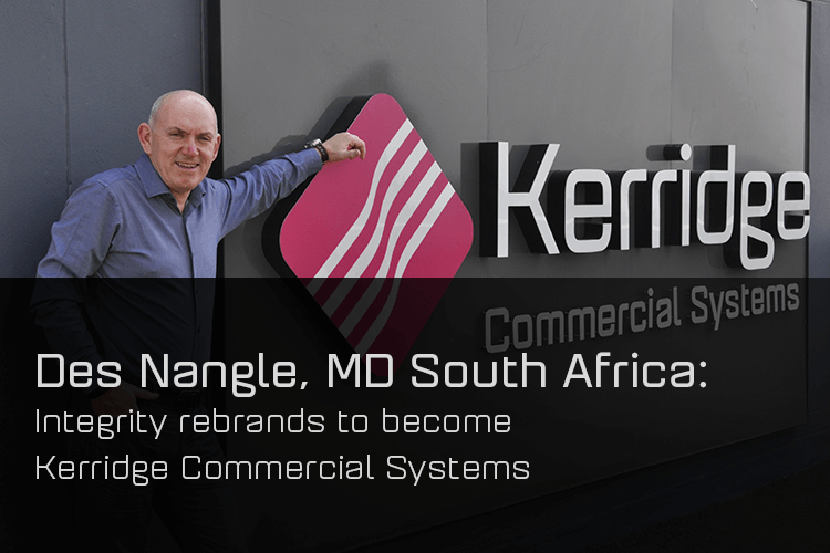 Integrity rebrands to become Kerridge Commercial Systems