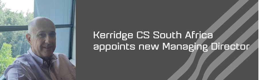 Kerridge Commercial Systems South Africa appoints new Managing Director.