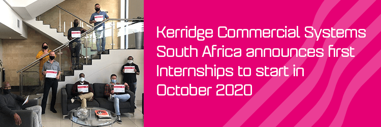 Internships to start in October 2020